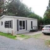 foto chalet te koop voor 49000 euro met 3 slaapkamers
