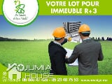 Photo Lot de terrain de 122m2 pour R+3