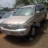 Photo Clean Toyota Highlander for sale
