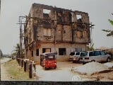 Photo Uncompleted 2 Storey Building