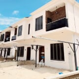 Photo 4 bedroom Terraced Duplex House for sale Ikota...