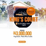 Photo Kings Court, Ibeju Lekki, Approved Excision