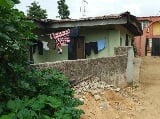 Photo Land/House Along Aka Road Close To Plaza Up For...