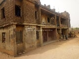 Photo Uncompleted 3 Storey Building