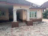 Photo Cute 5 Bedroom Bungalow Flat, Sapele Road Obe,...