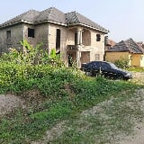 Photo Uncompleted 4 Bedroom Duplex
