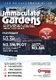 Photo For Sale. Immaculate Gardens. Awka