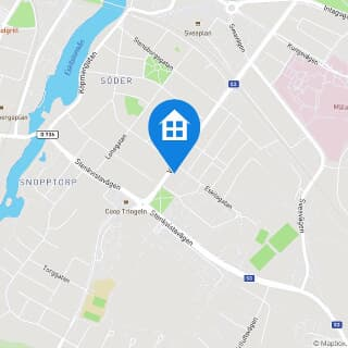 Postlda Husby-Rekarne karta - patient-survey.net