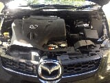 Photo Mazda CX 7 2.5 Turbo 2010 Model Black
